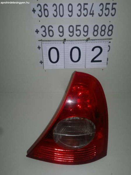 Renault clio II hátsó jobboldali lámpa