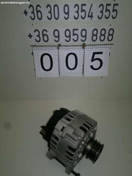 Renault clio II generátor