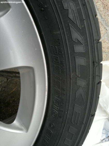 Mercedes-Benz C220 alufelni