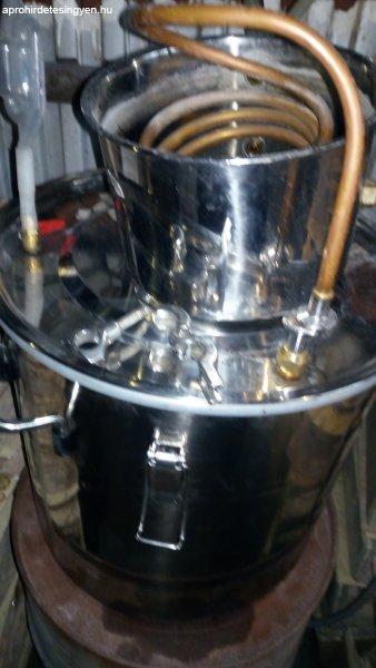 30 literes desztilláló/lepárló készülék