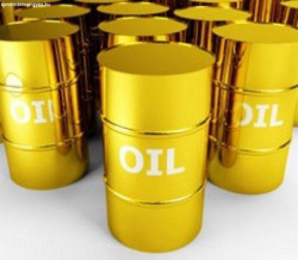 Fáradt olaj felvásárlás országosan!