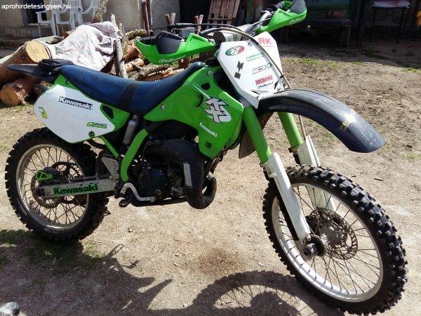 Eladó Kawasaki KDX - Képes Motor