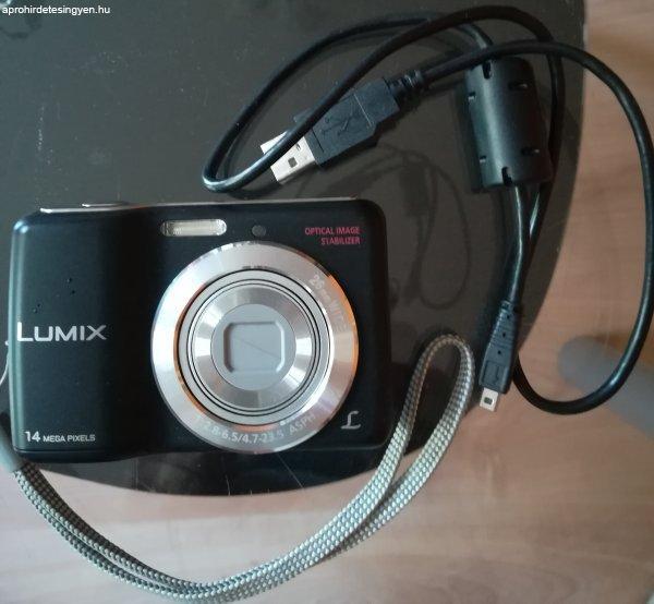 Panasonic Lumix fényképezőgép
