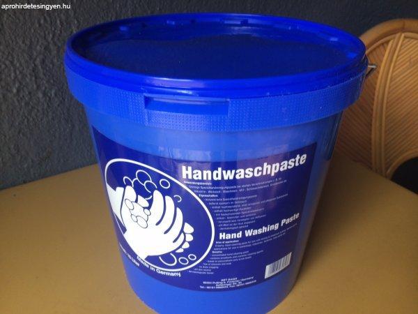 Félár Kiváló Német Kéztisztító 10L Kézmosó paszta olaj zsír