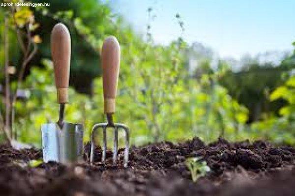 Kertgondozás,tavaszi kerti munka A-Z-ig Sóskút,Tárnok!