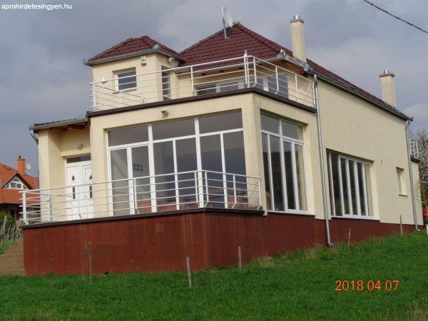 Cserszegtomajon új építésű családi ház eladó