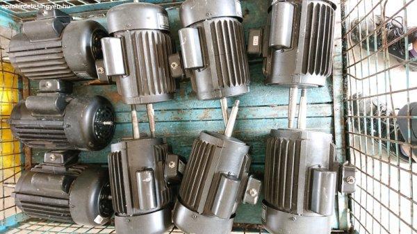 2,2 kw-os ipari 220-as motor