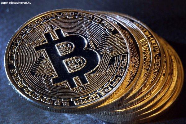 Gyűjts össze több 1000 $ értékű bitcoint!