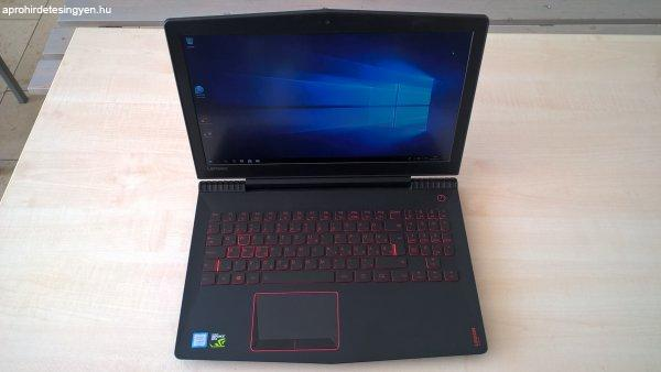 Lenovo Legion gamer notebook eladó