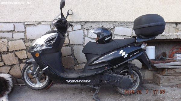 Yiben 150Tmotorkerékpár eladó
