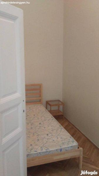 Népligetnél mini apartman kiadó 50e+ezsiért