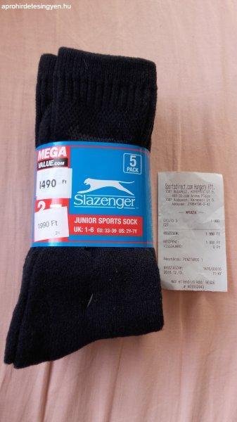 új bontatlan csomagú Slazenger márkájú téli Zokni