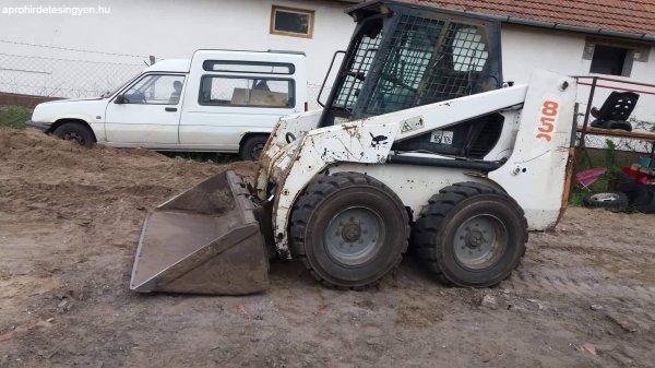 Épitőipari munkákat bontást sitt szállítást vállalunk!