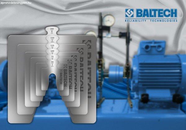 BALTECH SA-jogo de ferramentas de alinhamento com os indicad