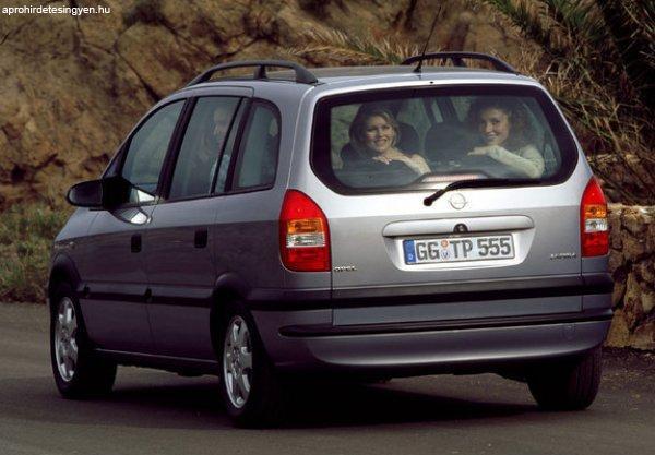 Opel Zafira A hátsó lökhárítót keresek
