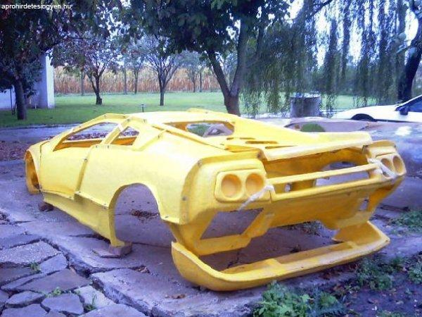 Lamborghini Diablo replika karosszéria