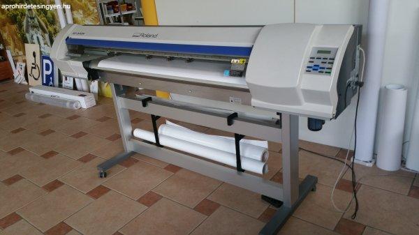 Nyomtató Roland SP540v nyomtató/vágó