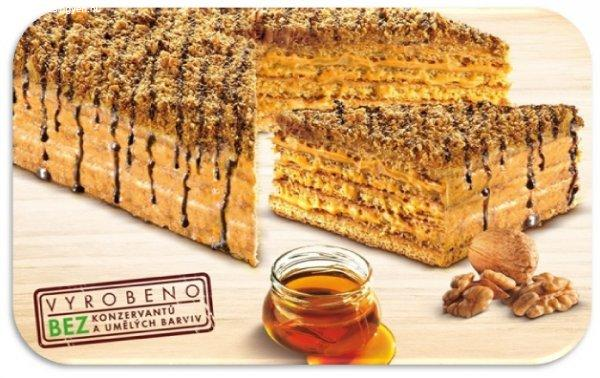 Marlenka mézes torta 800 g akciós árak - Budapest