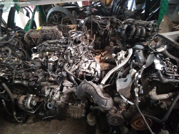 Ford motorok