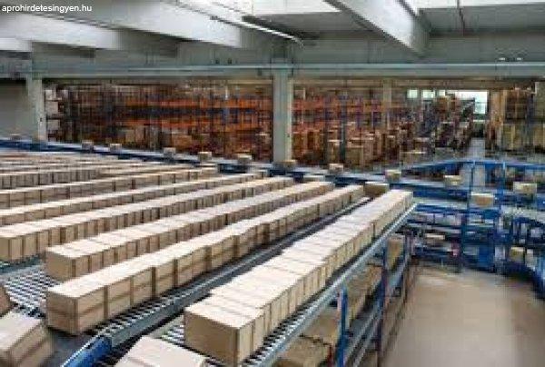 Azonnali kezdés Hollandiában raktári ,csomagolói üzembe