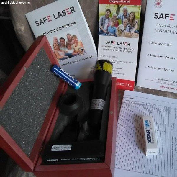 Eladó új állapotú Safe Laser 500