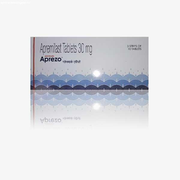 Aprezo 30 mg Apremilast tabletta