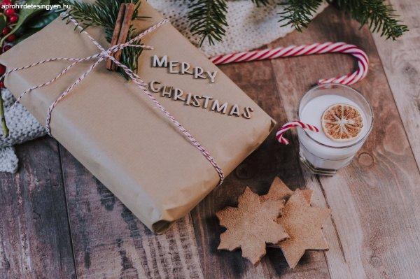 💵Szeretnél br. 1500 forintot óránként karácsony előt