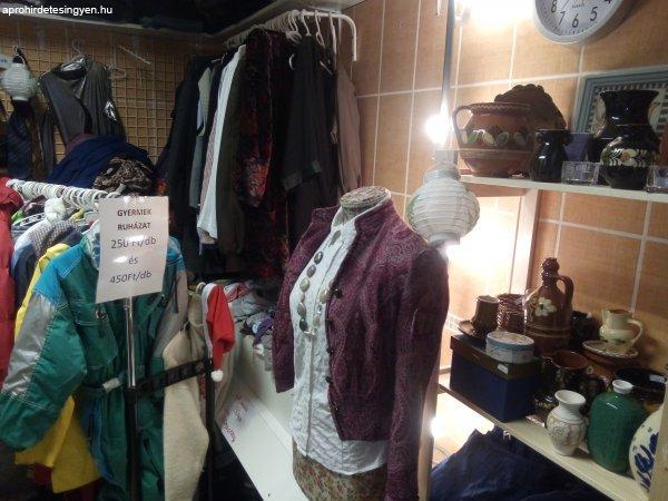 MEGNYÍLT!!!Spórol-da Új és használt árucikkek boltja