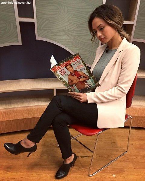 Hölgyeknek megvenném kedvenc magazinjaikat ha nézhetem, ahog
