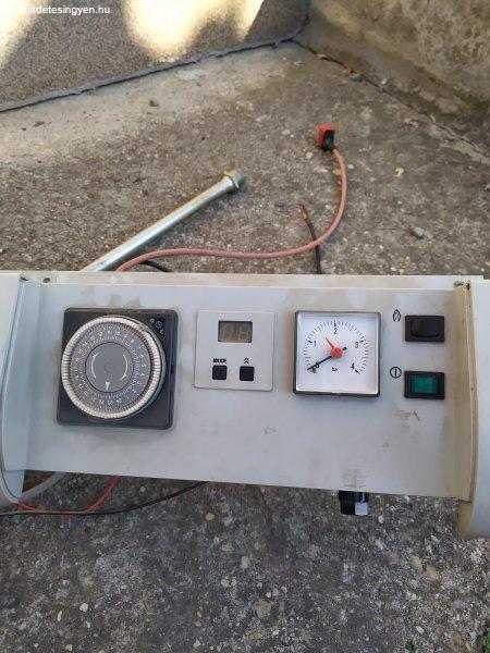 Saunier Duval KLZ 40 gázkazán bontott alkatrészei