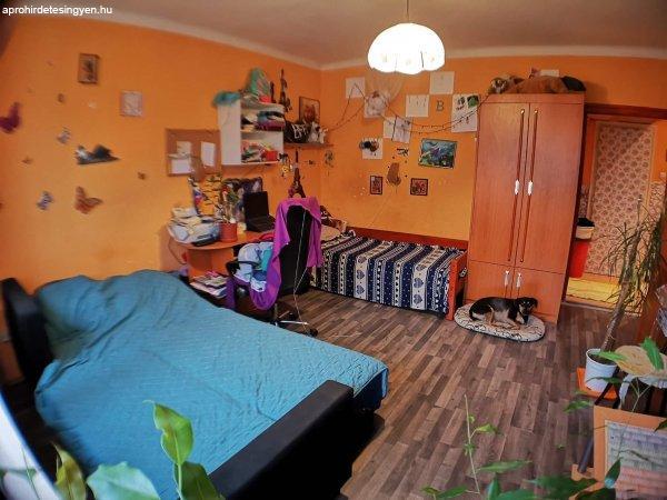 Eladó 1 emeleti tégla 2szobás lakás a Készenléti ltp-n