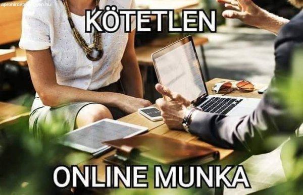 Online munka