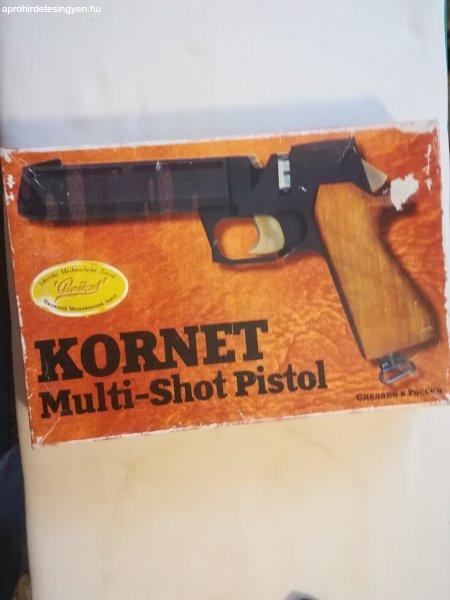 KORNET Multi-Shot CO2 légpisztoly