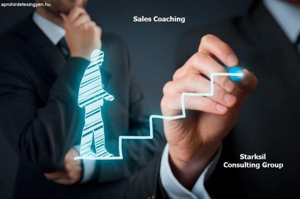 Sales Coaching: Építse fel a cégét - Újra Miből? - Az embere