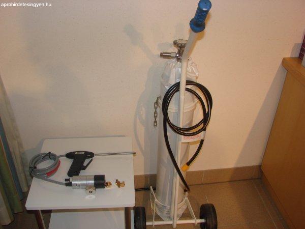 ERBE gyártmányú Kryo fagyasztógép