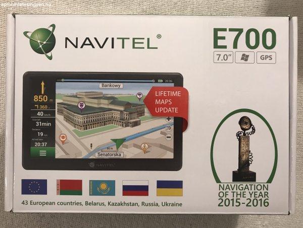 Navigáció - Navitel E700