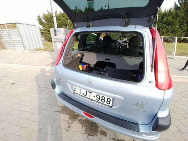 Eladó használt Peugeot 206 SW