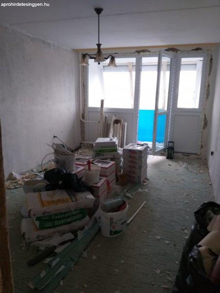 Műanyag nyílászárók, beépítéssel