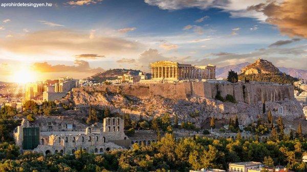 Ügyfélszolgálati munk a napfényes Görögországban