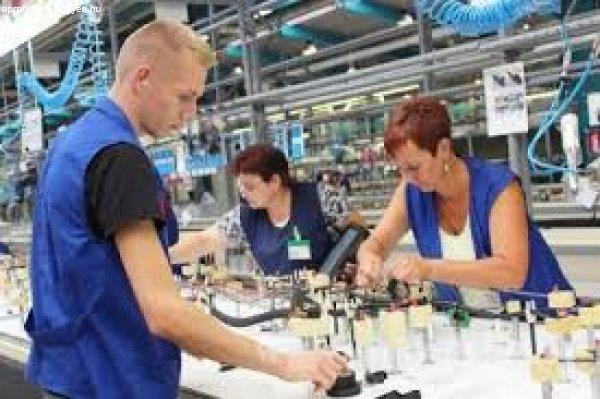 gyári állás Ausztriában