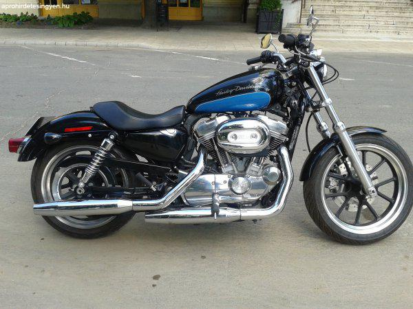 Eladó Harley davidson sporster 883 low 2013 - Eladó ...