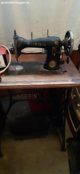 Singer, Bobbin, Antik Varrógép !