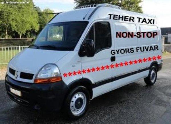 Azonnali Tehertaxi - Olcsó Szállítás Költöztetés Hétvégén is