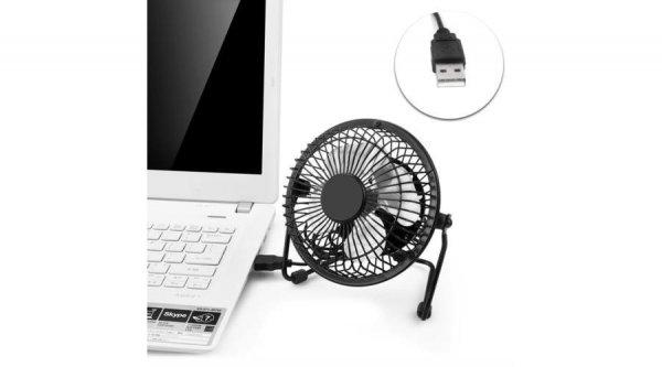 USB-s asztali ventilátor, Timeless Tools
