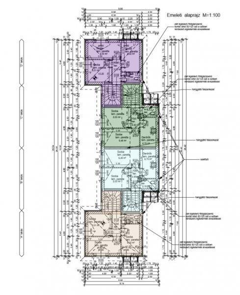 Tököl, 85 m2, 27900000 HUF, 1 szoba, 3 félszoba [4300_420]
