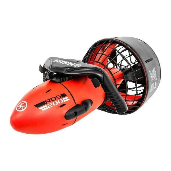 Yamaha Motors Seascooter RDS200 red/black