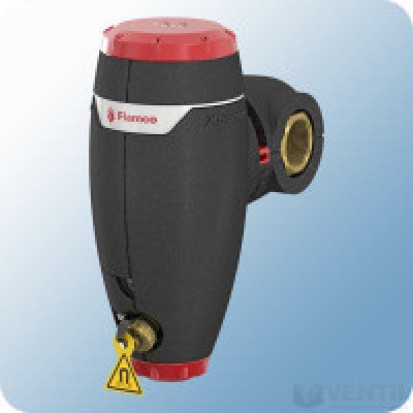 Flamco XStream Clean mágneses iszapleválasztó szigeteléssel
