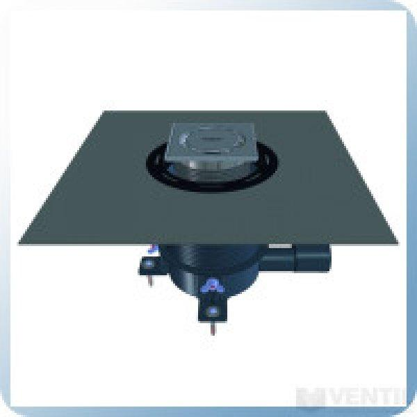 HL Primus Blue épített zuhanylefolyó hajfogóval, szigetelő g