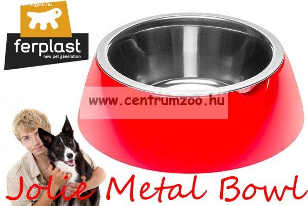 Ferplast Jolie Bowl 0,5l SMALL fém betétes tál (70982022) Re