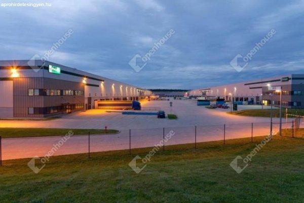Autópályához közeli elhelyezkedésű, belterületi ipari terüle